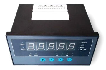 5 digit load cell controller