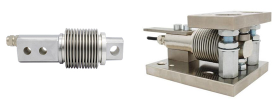 Beam load cell with bellows 10kg to 1000kg